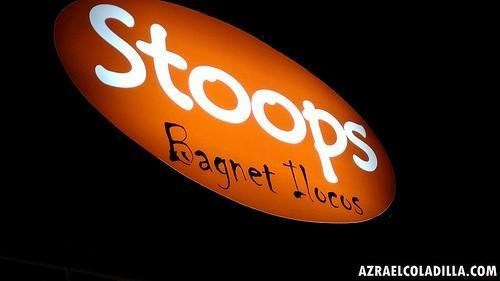 Stoops Bagnet Ilocos fast food at Lancaster New City Cavite