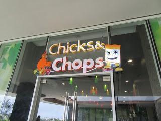 Chicks & Chops