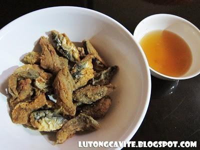 Bernie's Kitchenette Crispy Lao-Lao