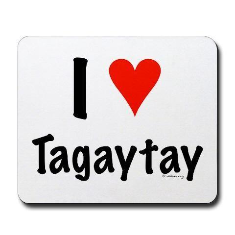 I Love Tagaytay City