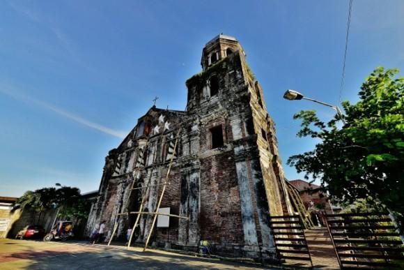 st mary magdalene church in kawit cavite