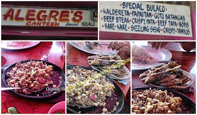 Alegre Special Bulalo at Mahogany Market in Tagaytay City