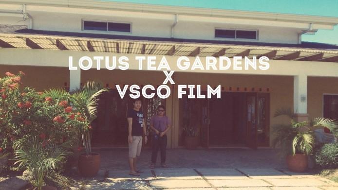 Weekend Sidetrip: Lotus Tea Gardens (bacoor, cavite)
