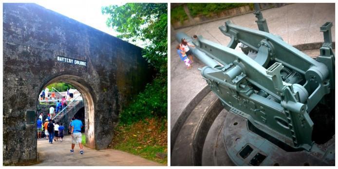 Featured Destination: Battery Grubbs Ruins