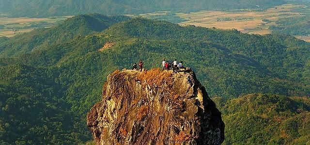 Mt Pico de Loro and the Parrot's Beak - Ternate, Cavite Route