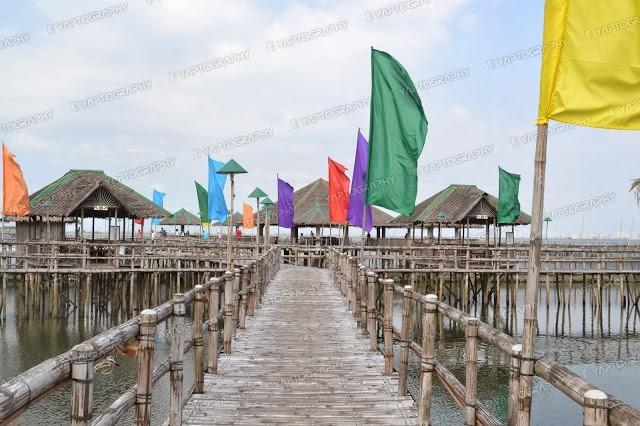 Dining at Fishing Village in Island Cove Kawit Cavite