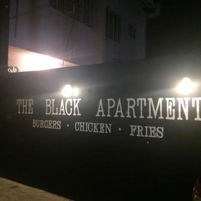 CAVITE FOODTRIP DIARIES: The Black Apartment