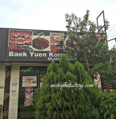 Baek Yuen Korean Restaurant