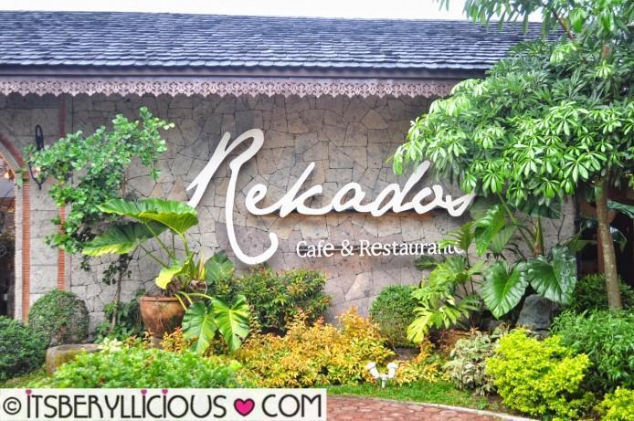 Rekados Cafe and Restaurante, Gatas Station and Balai Pasalubong in Tagaytay